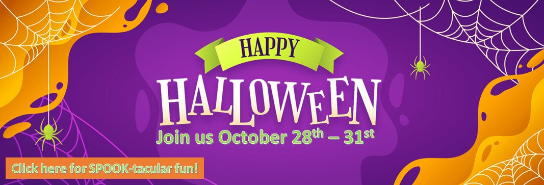 Halloween Web Slider