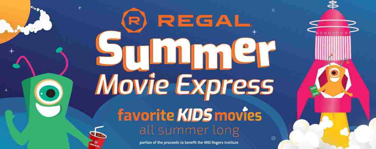 Summer Movie Express Logo