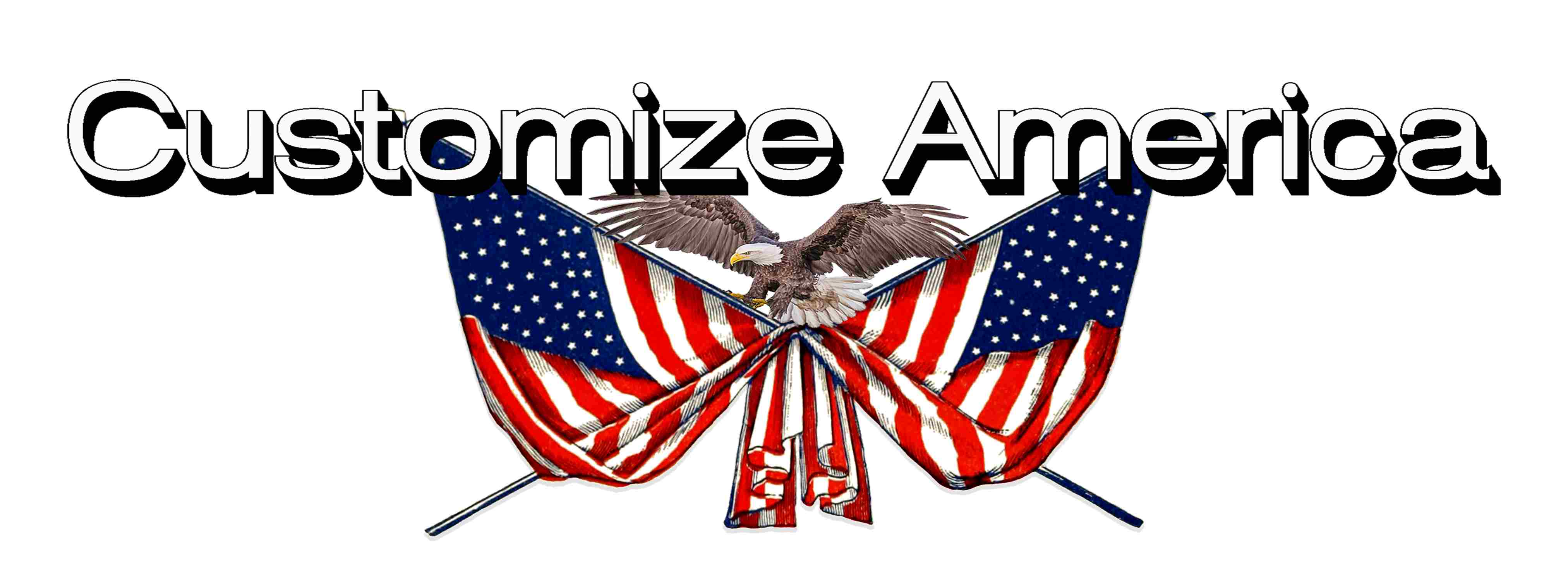 Customize America Logo