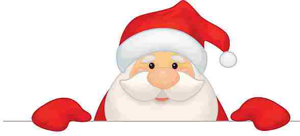 Santa Clipart Edit