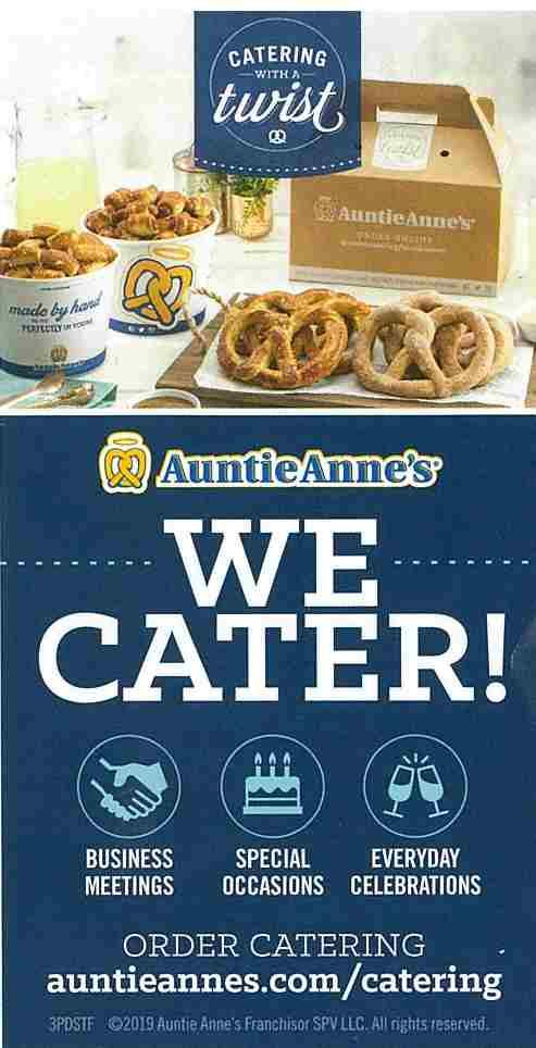 Auntie Annes Catering