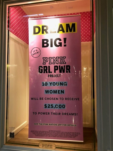 PINK Contest