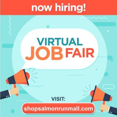 2020 09 29 virtual job fair social