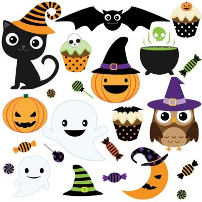 Halloween Mix Graphic