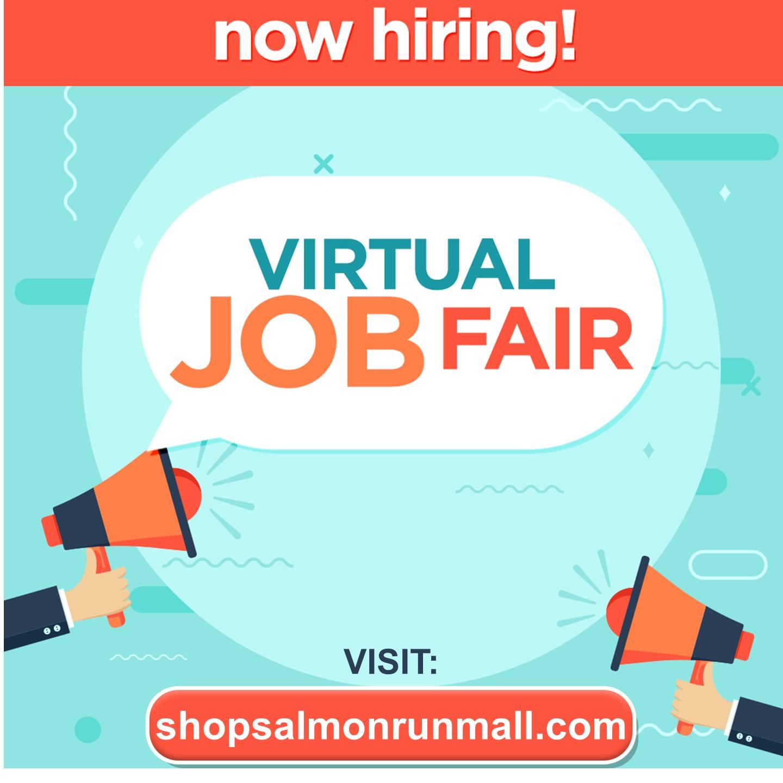 Virtual Job Fair Graphic