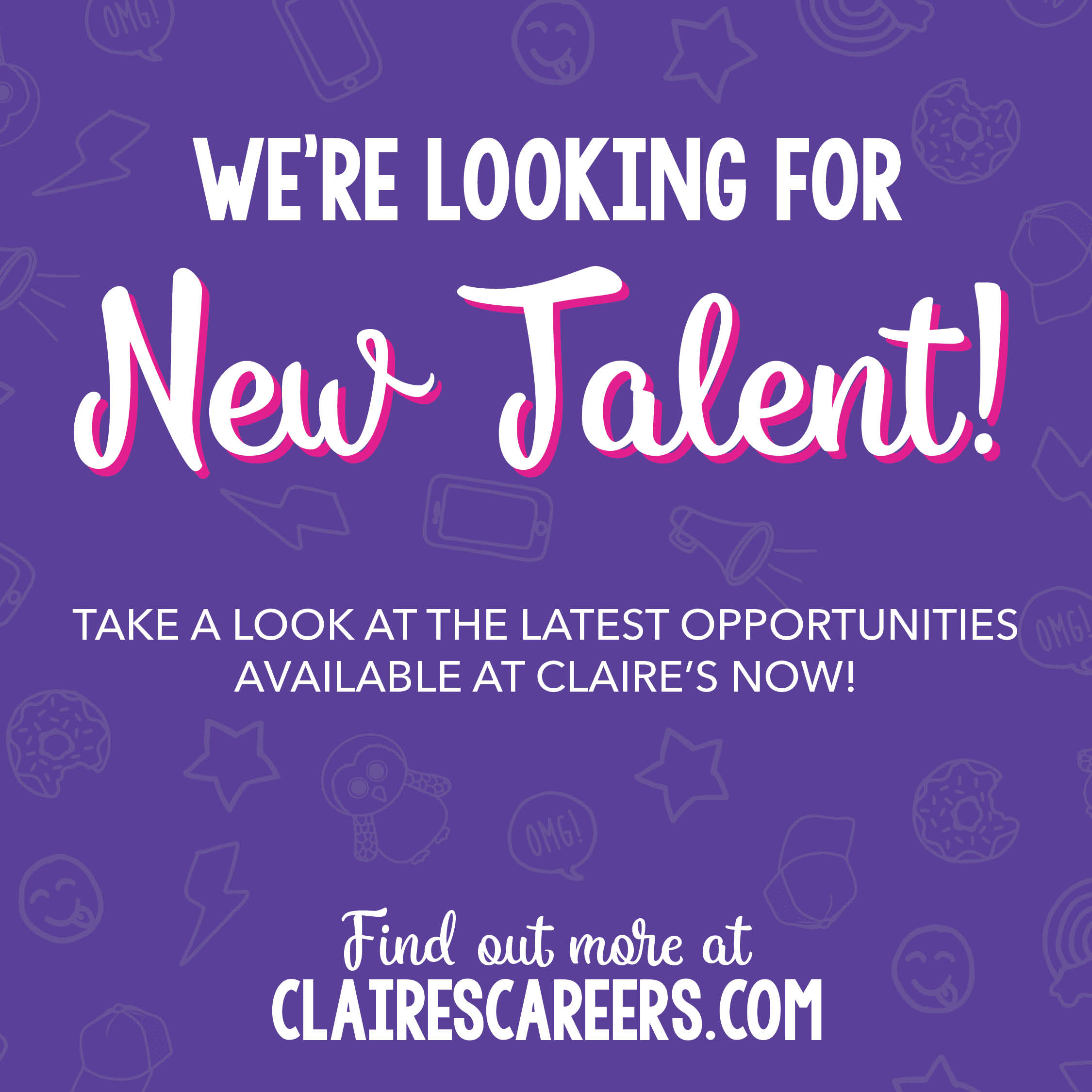 HR Recruitment 1080x10802