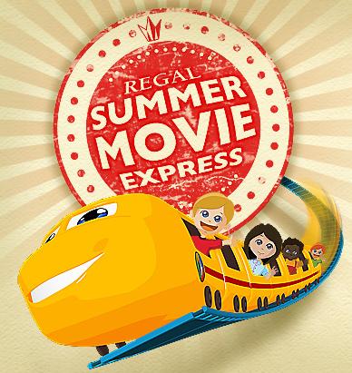Regal Summer Movies Logo